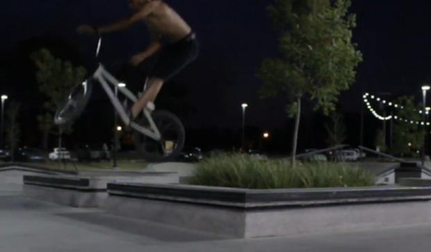 Af The Naysayer, Brec Skatepark, RAW Talent
