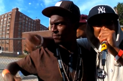 Fashawn, Donny Goines