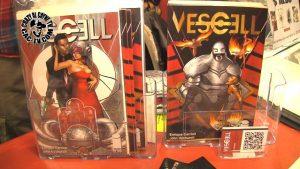 Vescell Comics, IGN