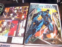 Knight Seeker graphic novel