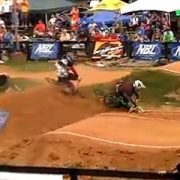Crazy BMX Crash, Danny Smith