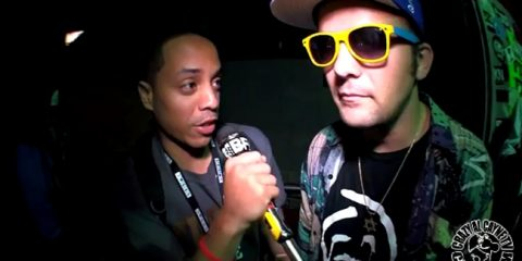 Napoleon Da Legend Interviews Kosha Dillz
