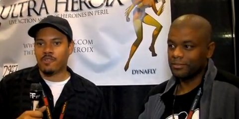 Ultra Heroix, Live Action Video Comic