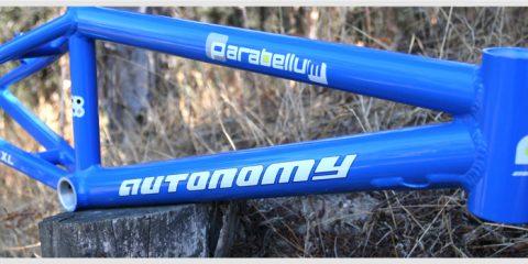 Autonomy Bikes, BMX