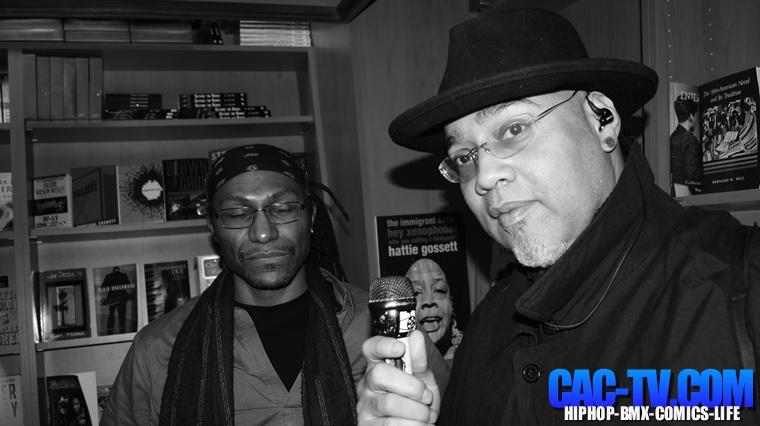 Eric Battle, Grey Williamson, Black Comic Book Day