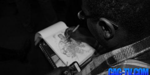 Kenly Dillard, Black Comic Book Day