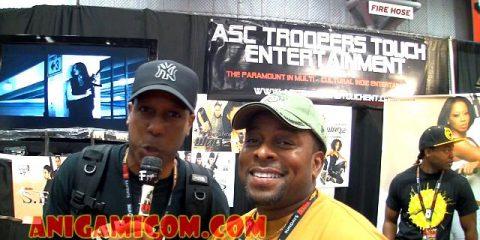 ASC Troopers, Action Scene Combat