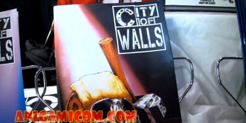 City Of Walls, Comic Book