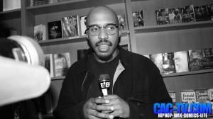 Clarke, Master Never, Black Comic Book Day