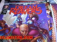 Dream Reavers, Comic Book