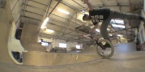 Rob Ridge, BMX