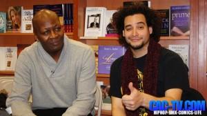 Robert Garrett, Ray Felix, Black Comic Book Day