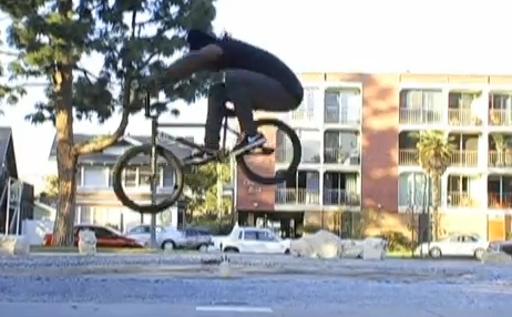 Sean Morr, Bunny Hop