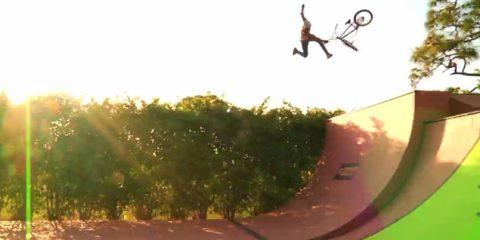 Austin Coleman, BMX
