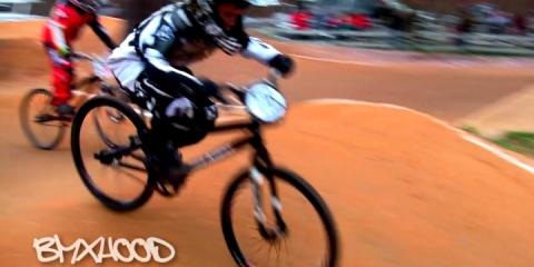 Jack Frost Mains motos 1-15, BMX