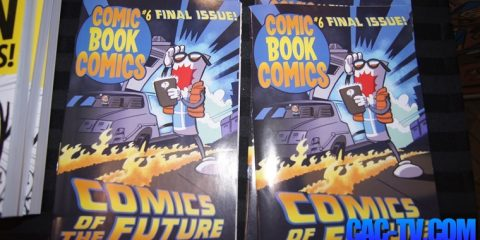 Comics Of The Future, Mocca Fest