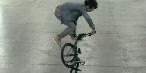 Turntable Rider, BMX Dj Mix Pad