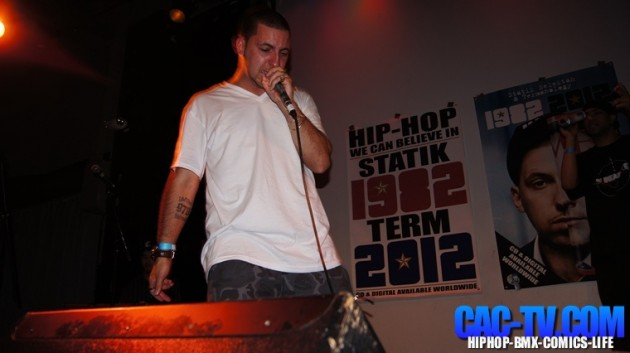 termanology SOBs, 1982