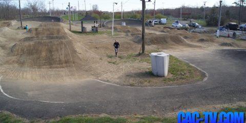Lou Mota, Trumbull Track