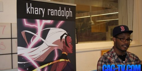 Khary Randolph, Illustrator