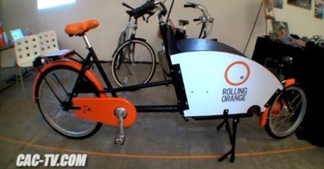 Rolling Orange Bikes