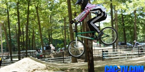 Shoreham BMX Jumping