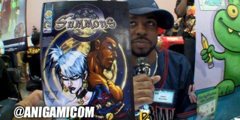 Chris Williams, Summons Comic
