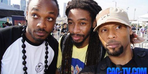 Divine ScienZe, Crazy Al Cayne, Brooklyn HipHop Fest