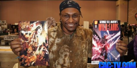 Eric Battle, Wizard World Philly