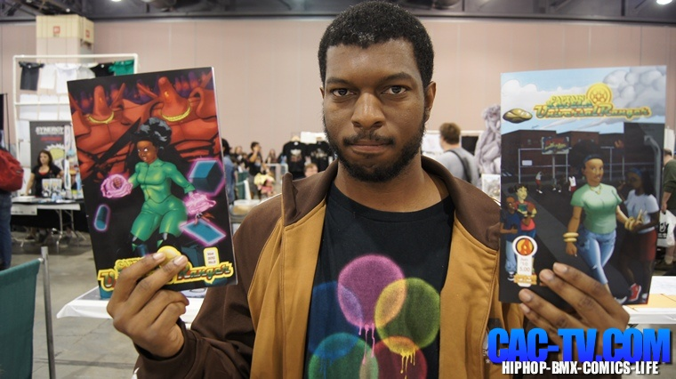 Kamau Mshale, Wizard World Philly