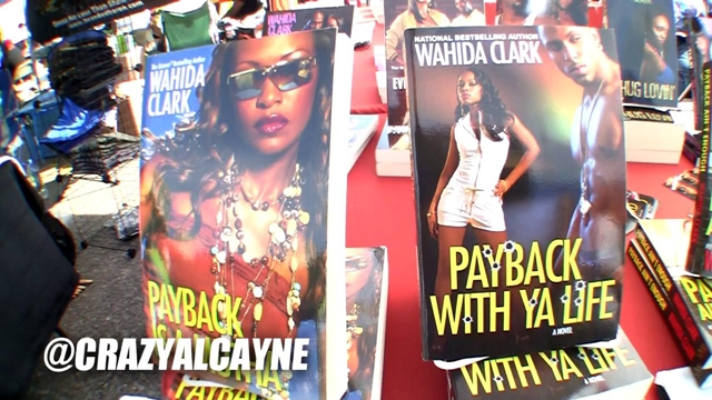 Wahida Clark, Brooklyn HipHop Fest