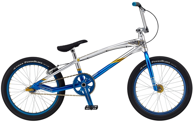 GT Speed Series, BMX