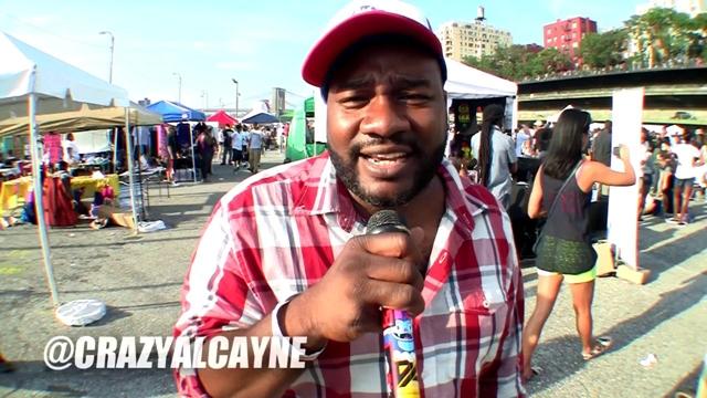 Mr Man, Brooklyn HipHop Festival