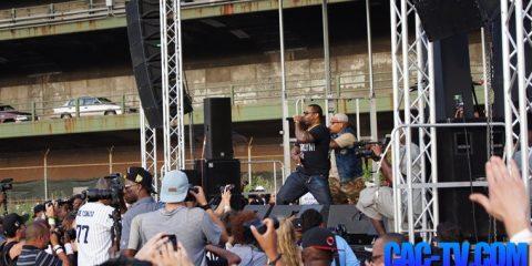 Busta Rhymes, Brooklyn HipHop Festival