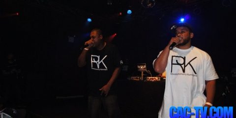 Neek the exotic, satchel page, highline ballroom