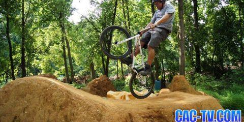 Taylor Eisenhard, Salisbury trails