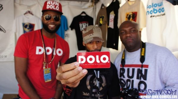 Dolo Clothing, crazy al cayne
