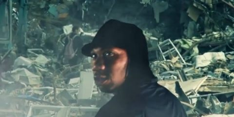 Krs One, disaster kit