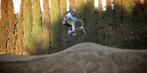 bmx racing skills DVD, greg romero