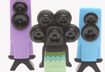 spk2 mini, vinyl toys