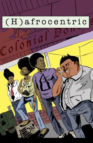 Hafrocentric, comic book