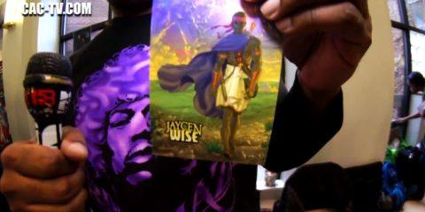 Jaycen Wise, Black Comic book fest