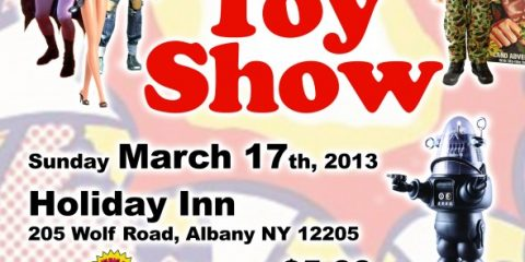 albany comic book show