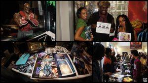 black comic book festival picture
