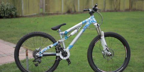 NS soda slope bike check