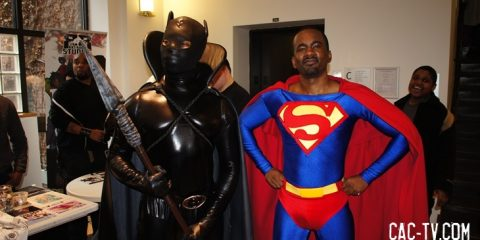 black panther, black superman, schomburg