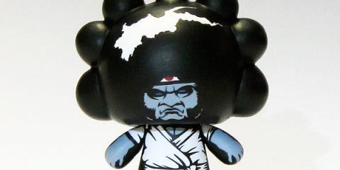 AfroSamurai, qiqi custom