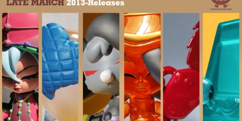 esc toy, march releases