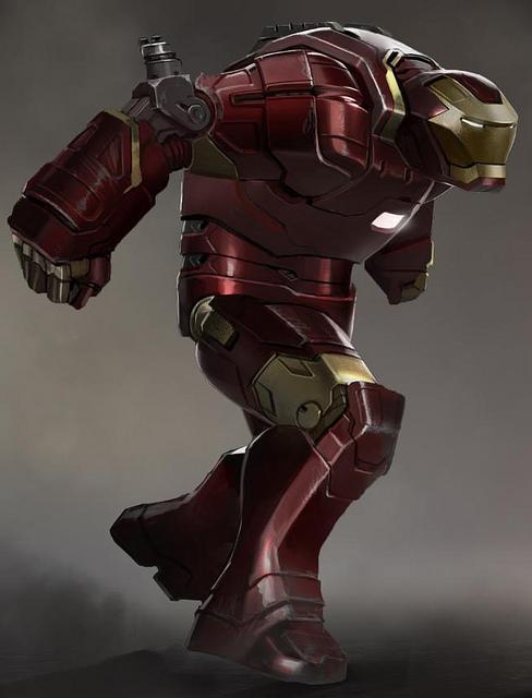 Dope Iron Hulk Fan Art Concept  ComicsIron Hulk