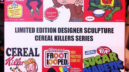 Cereal Killers Series